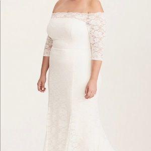 ff9dc556cf7 torrid Dresses - Plus Size Special Occasion   Wedding Dress